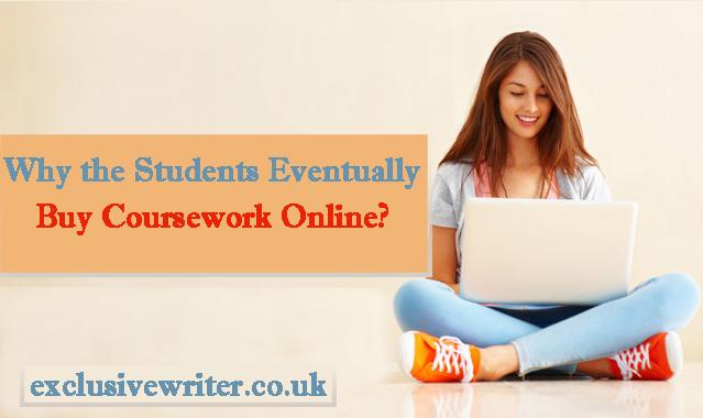 Buy an coursework